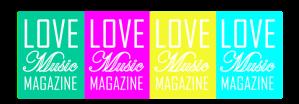 Love Music Magazine logo