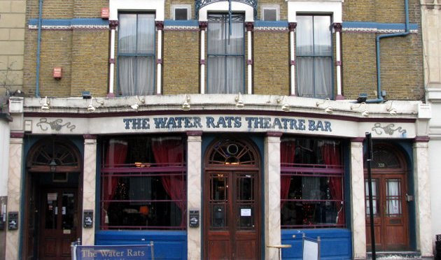 Layers of History: Water Rats, Russian Gun Dogs and the Ghosts of Britpop