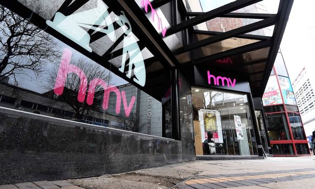 Coventry Live: Coventry's HMV could be saved, administrators say