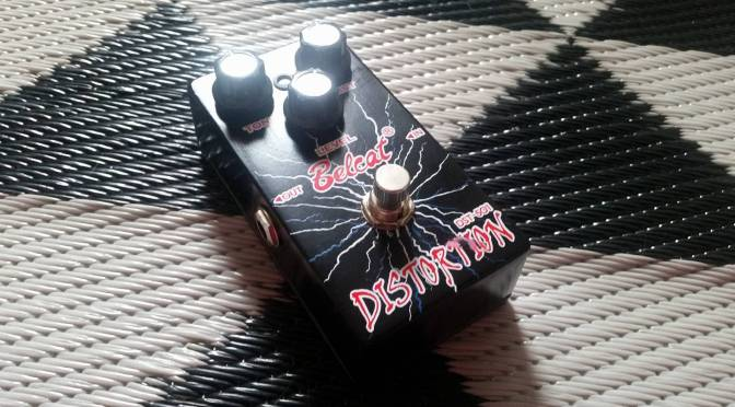 Belcat DST-501 Distortion – solidly built!