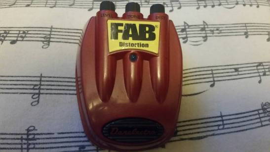 Danelectro FAB Distortion 2