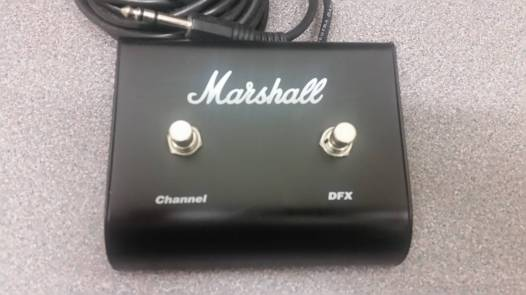 Marshall footswitch 2
